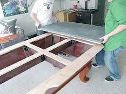 Pool table moves in Colorado Springs Colorado