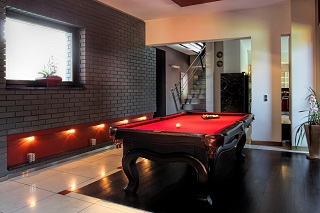 Pool table assembly in Colorado Springs