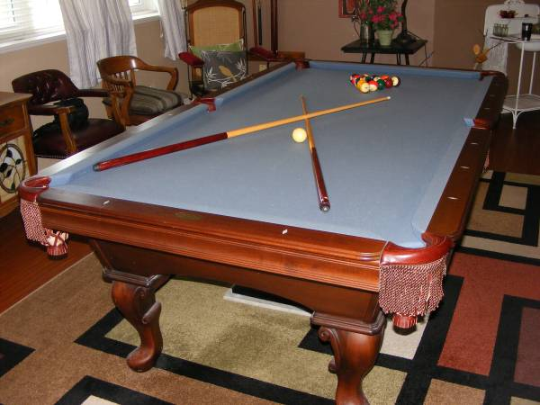 Pool Tables For Sale Sell A Pool Table In Colorado SpringsSOLO - Olhausen 30th anniversary pool table price