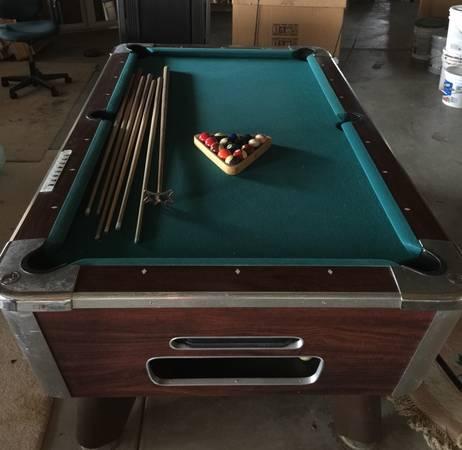 Solo 174 Falcon Bar Room Pool Table 11