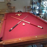 American Billiards Co. 7 Ft, Pool Table (SOLD)