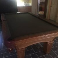 Olhausen Uni-Liner Pool Table