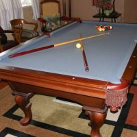 Olhausen 30th Anniversary Pool Table For Sale