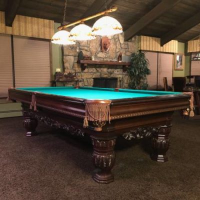 Brunswick Cromwell 8 ft Pro Pool Table