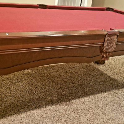 Brunswick Contender Series 8ft Pool Table