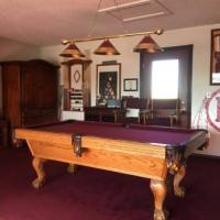 Olhausen Game Room Set For Sale (POOL TABLE HAS BEEN SOLD)