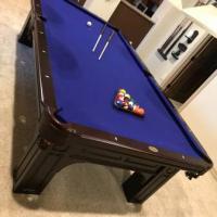 9' Olhausen Remington Pool Table