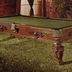 1850's Reproduction Balke Collender - One Owner Purchased in 1970's